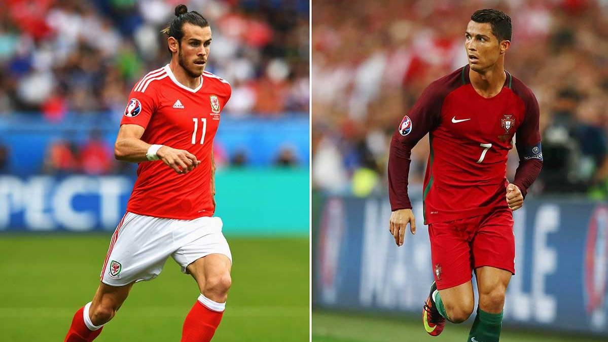 Gareth Bale se sabe y cree superior a Cristiano Ronaldo