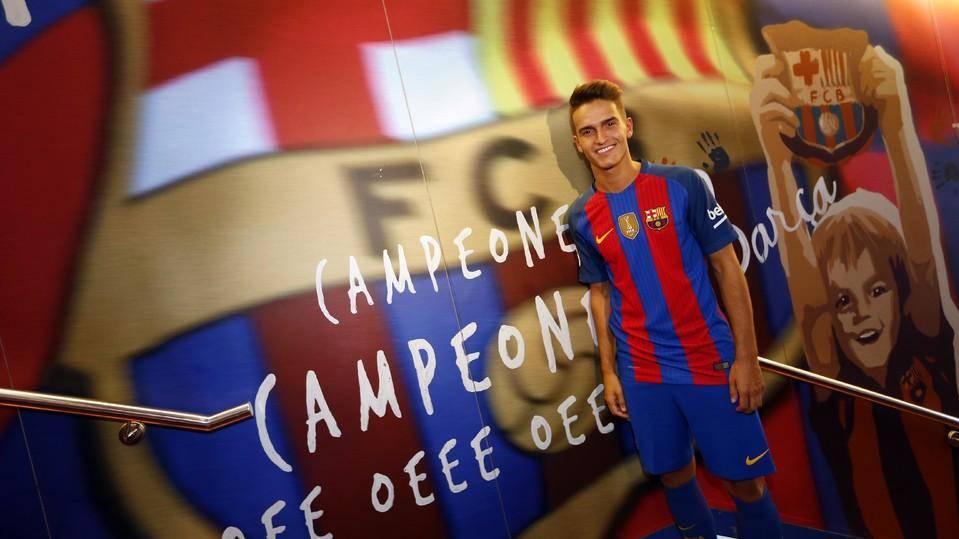 """Denis se enfrentará a quien le hizo entender el """"estilo Barça"""""""