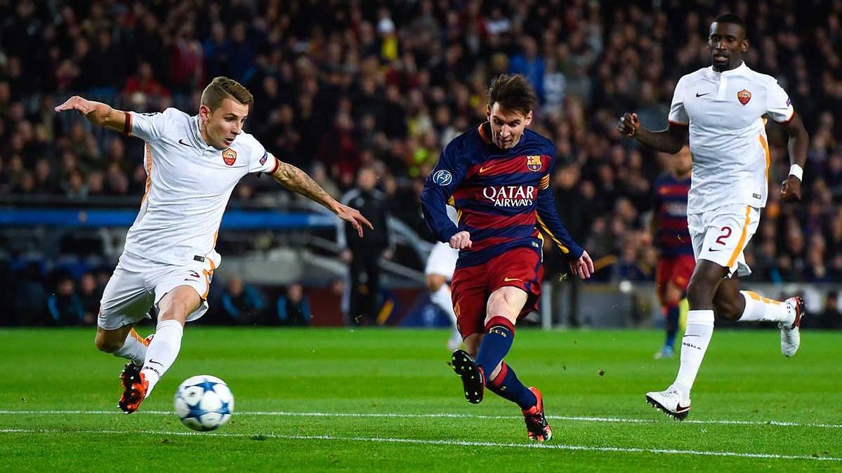 La de Messi, la �nica camiseta que ha pedido Lucas Digne
