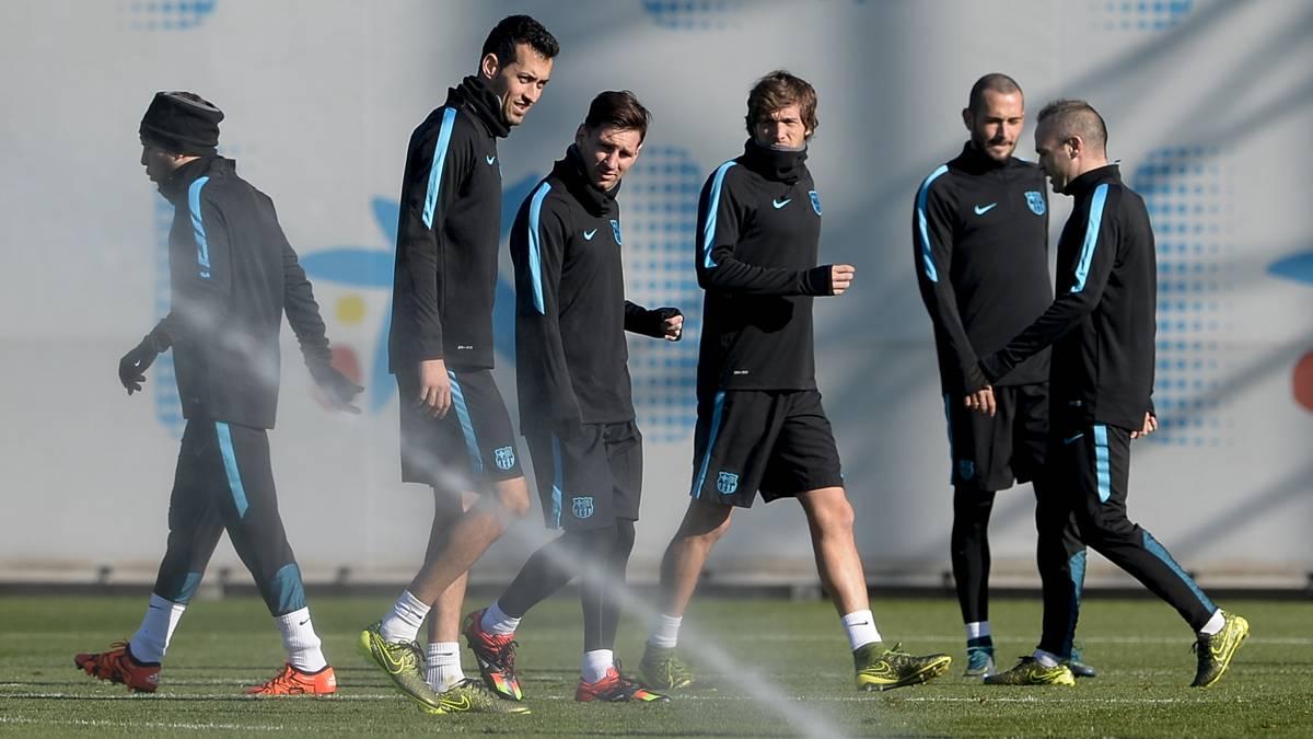 Roberto y Vidal luchan codo con codo por ser el nuevo Alves