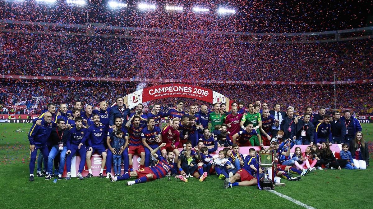 Ya hay fecha para la final de la Copa del Rey 2016-17