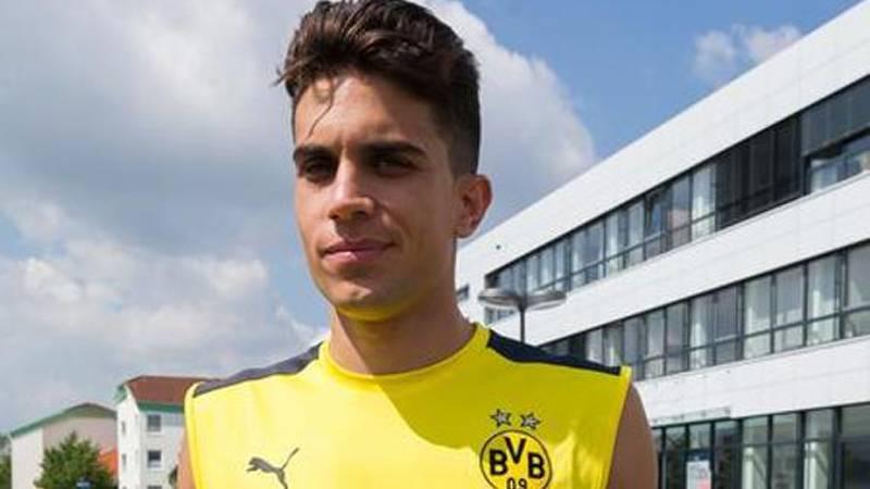 """En Alemania piden a Marc Bartra que le """"borre la sonrisa"""" a CR7"""