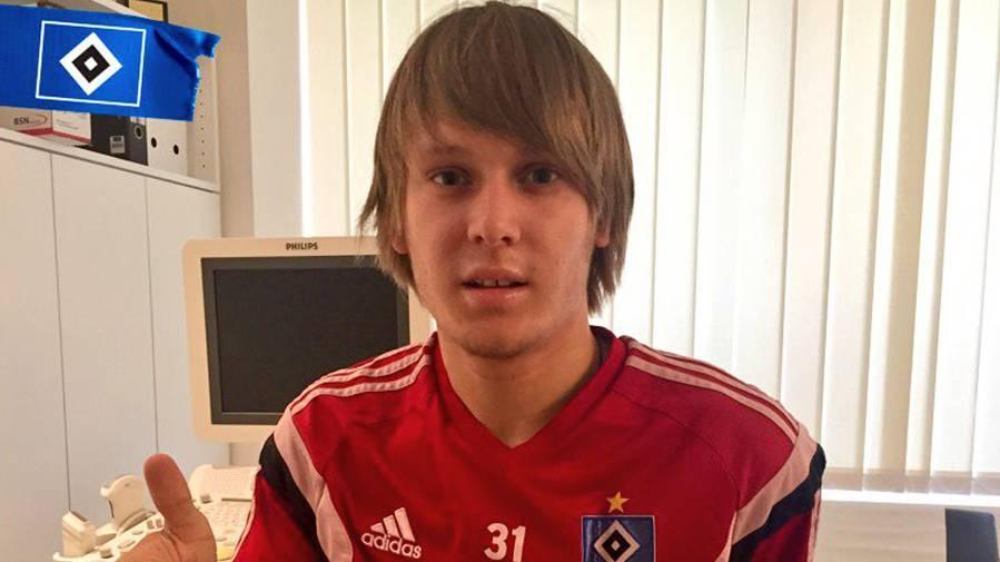 OFICIAL:Alen Halilovic se marcha traspasado al Hamburgo