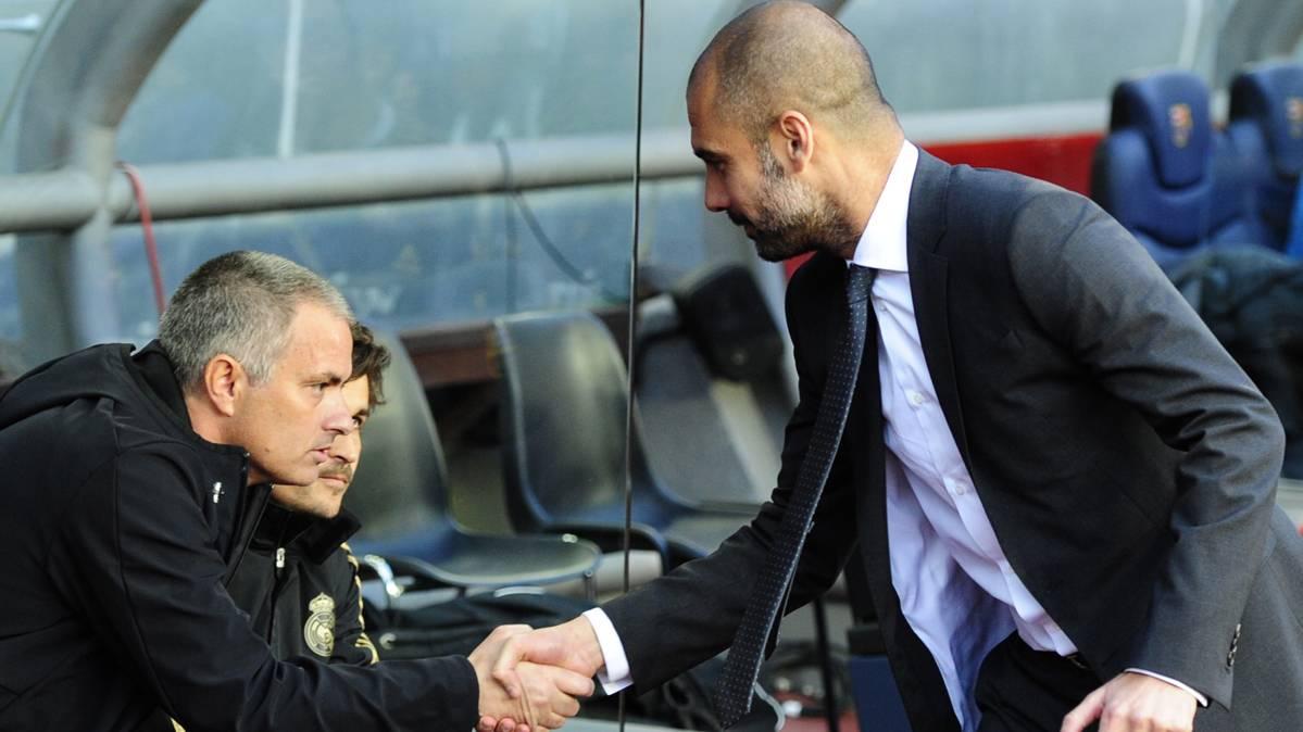 Keane le da a Mourinho donde m�s le duele: con Guardiola