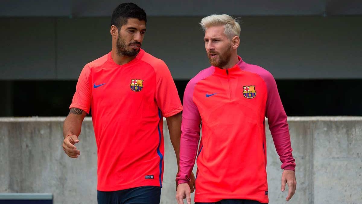 El d�a en la oficina de Leo Messi, pura magia en el Bar�a