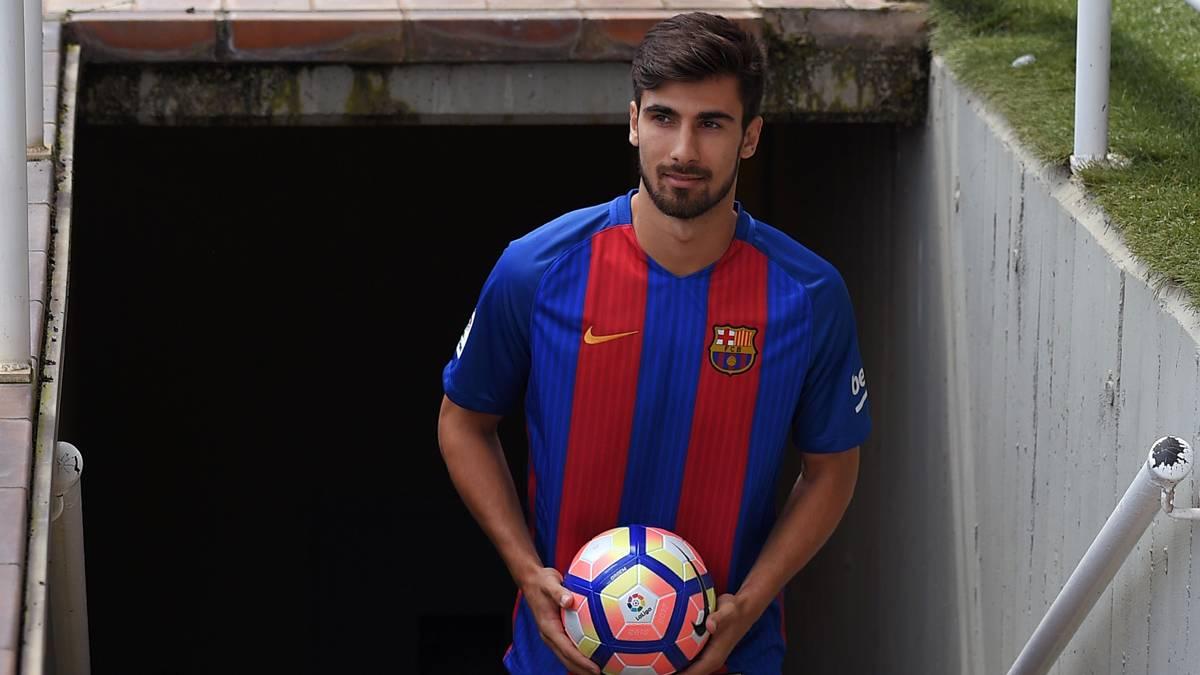 André Gomes explicó por qué lleva el 21 en el Barça