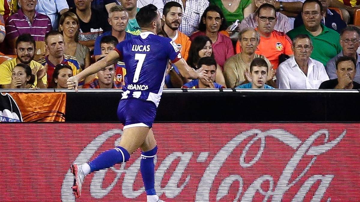 Lucas P�rez todav�a no tiene noticias del FC Barcelona