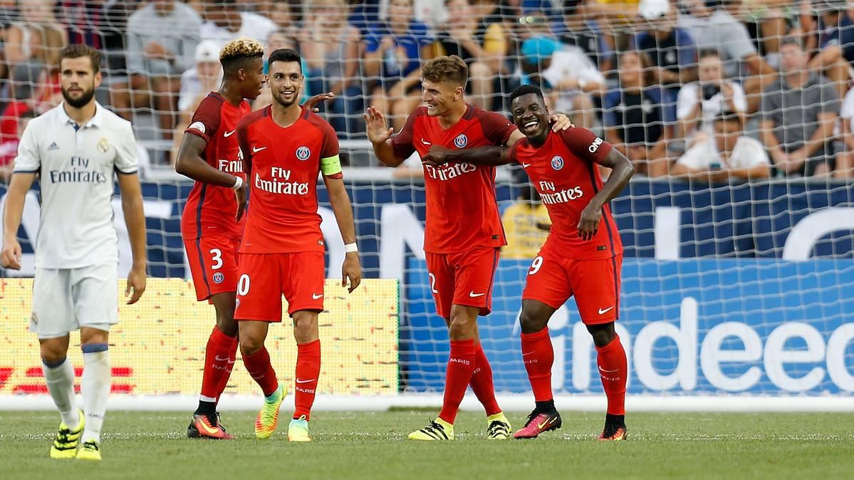 El Real Madrid inicia la pretemporada con derrota (1-3)