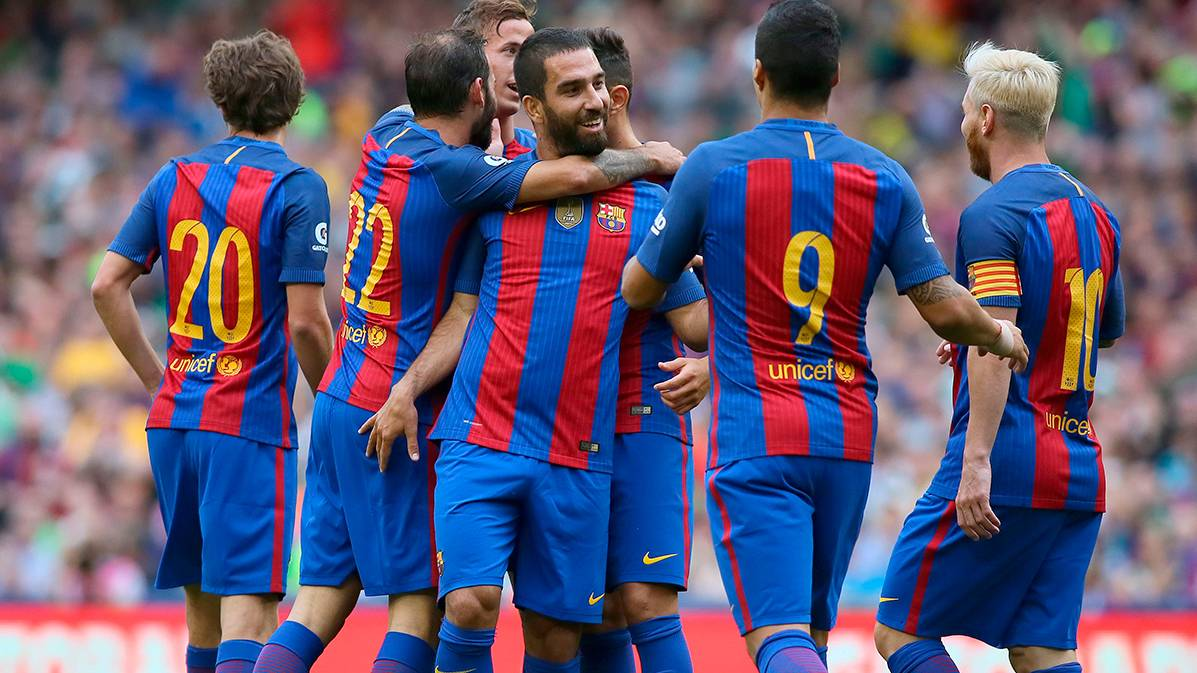 ¡Sorpresón! El patrocinador del Barça puede venir de Asia