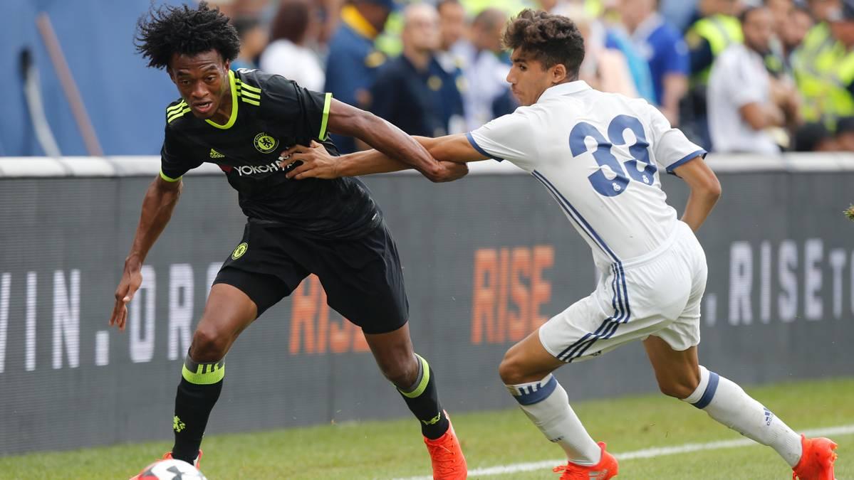 Al Chelsea le faltaron minutos para remontar al Madrid (3-2)