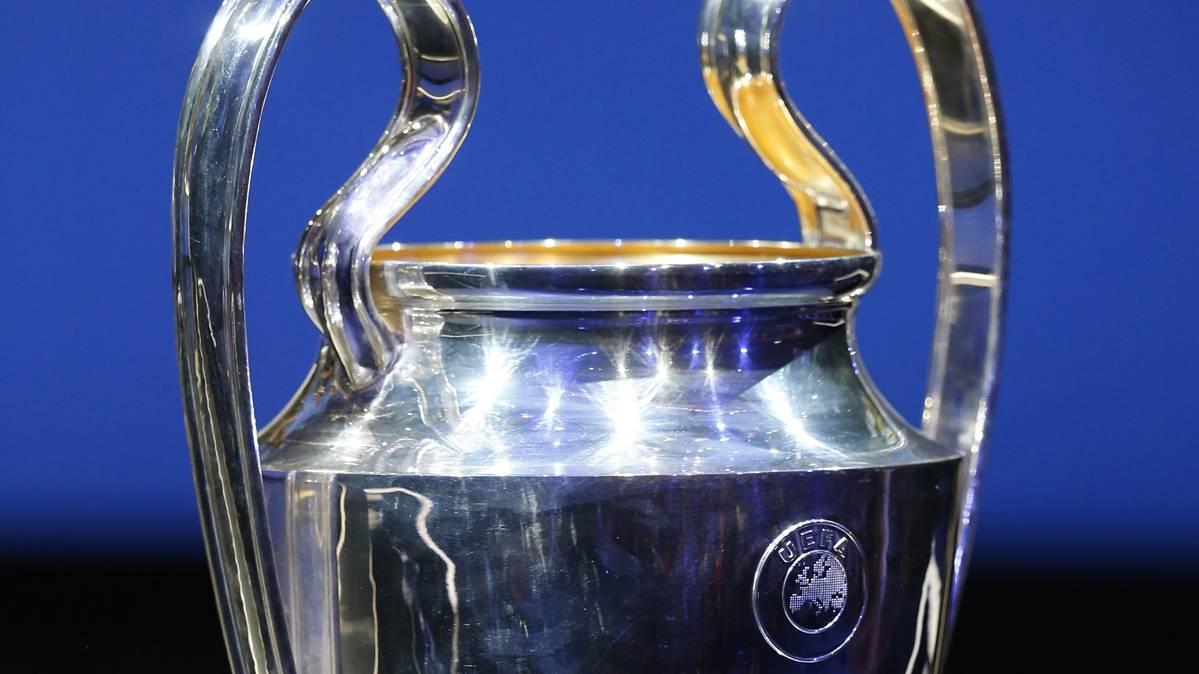 Así queda el sorteo de la previa de UEFA Champions League