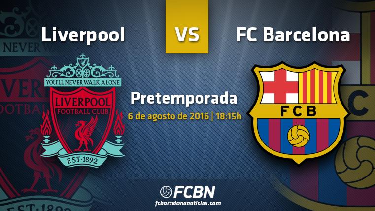 La previa del partido: Liverpool FC vs FC Barcelona