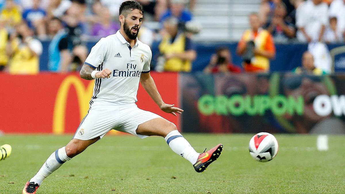 Isco Alarcón saldrá del Real Madrid a precio de saldo