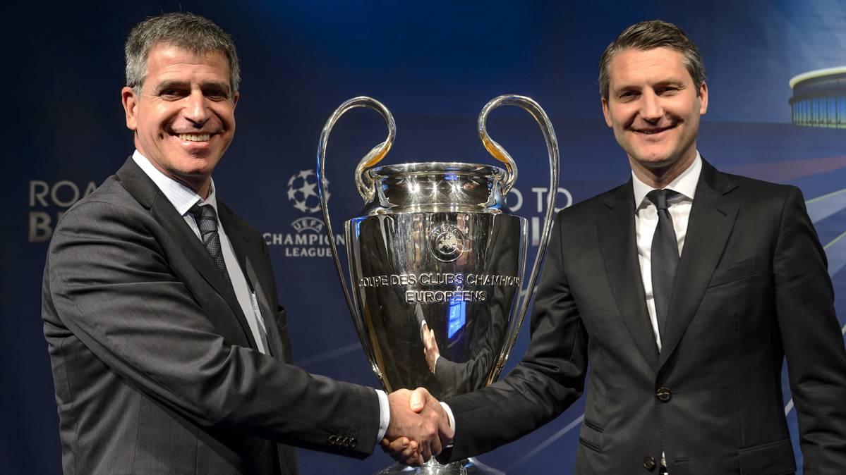 El Bar�a explota contra la UEFA y habla de esc�ndalo
