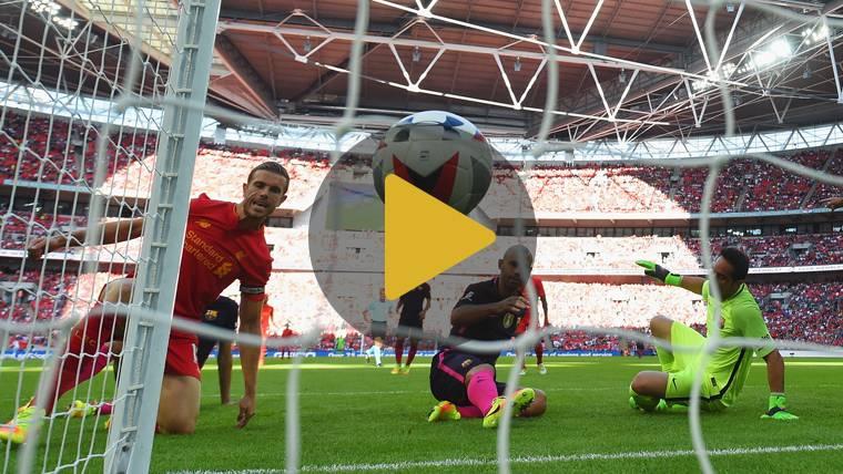 V�deo resumen: Liverpool 4 FC Barcelona 0 (Pretemporada)