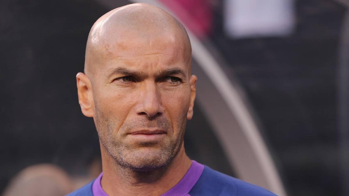 """Zidane """"enchufa"""" a su hijo en la convocatoria ante el Sevilla"""