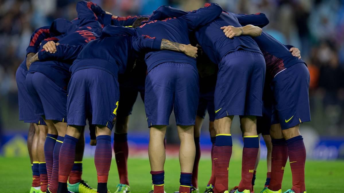 El Objetivo del Barça: Conseguir 15 de 15 y todos contentos