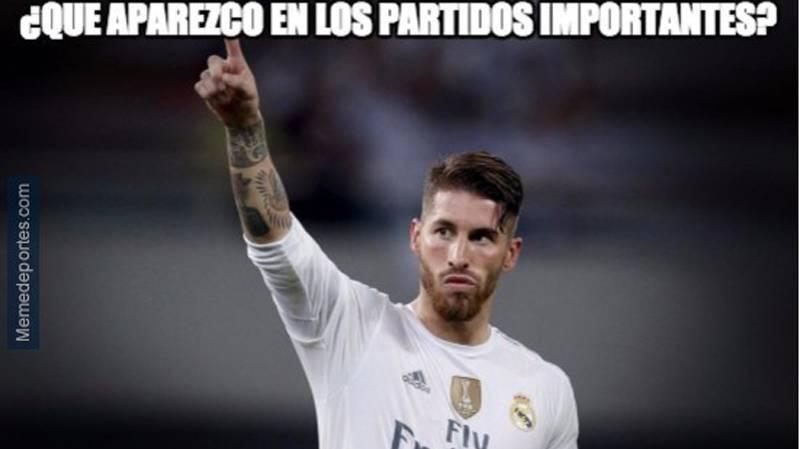 """Los mejores """"memes"""" del Real Madrid-Sevilla de Supercopa"""
