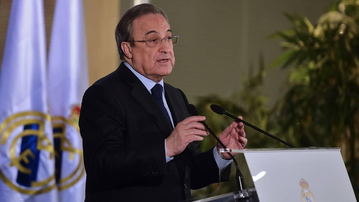 """Implican a Florentino P�rez en la reapertura del """"Caso Neymar-2"""""""