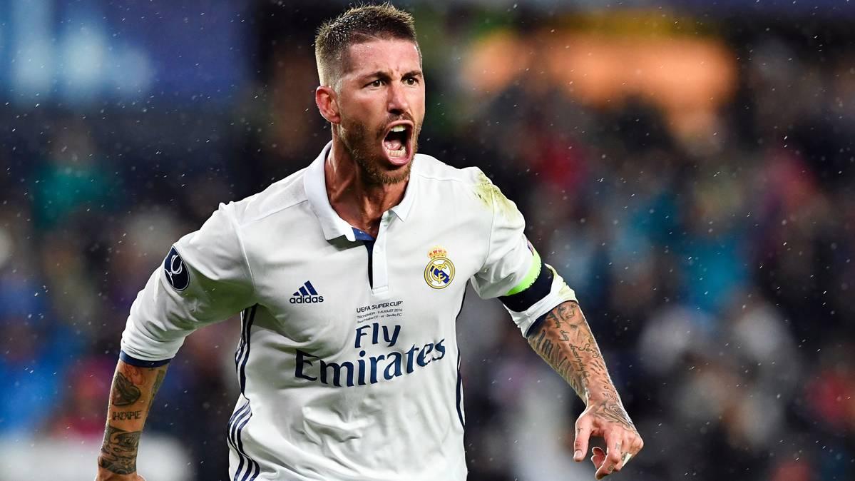 POLÉMICA: ¡La Champions celebró el gol de Sergio Ramos!