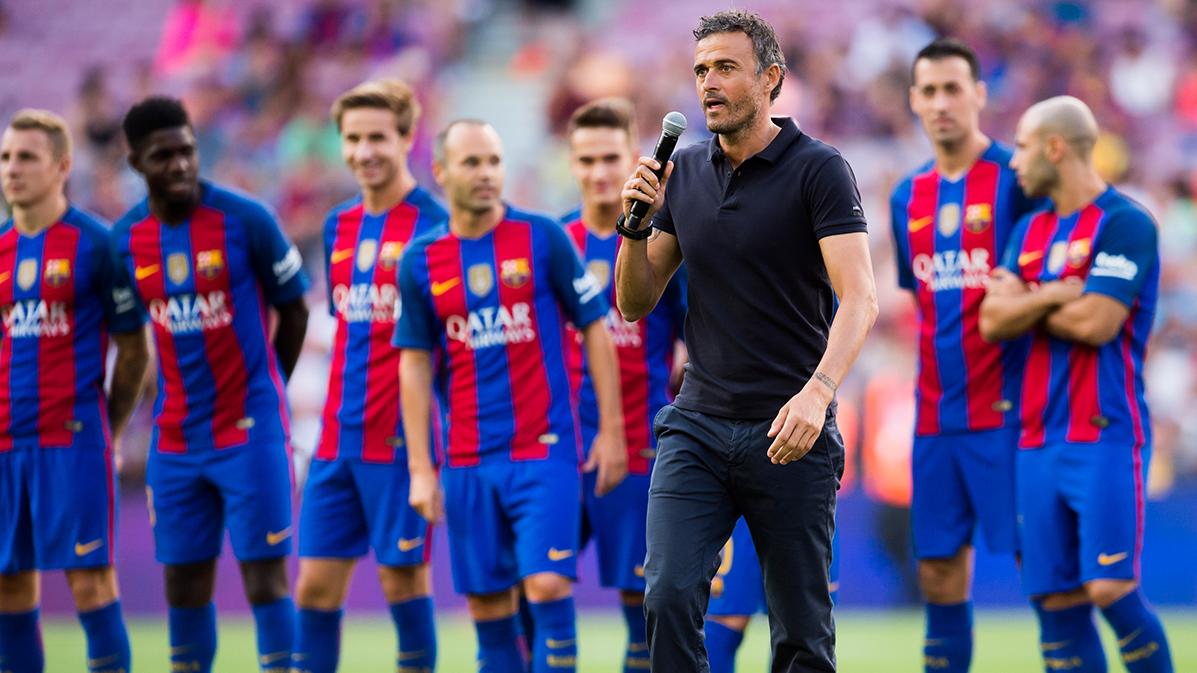Jordi Alba y Douglas Pereira fueron los únicos que no jugaron