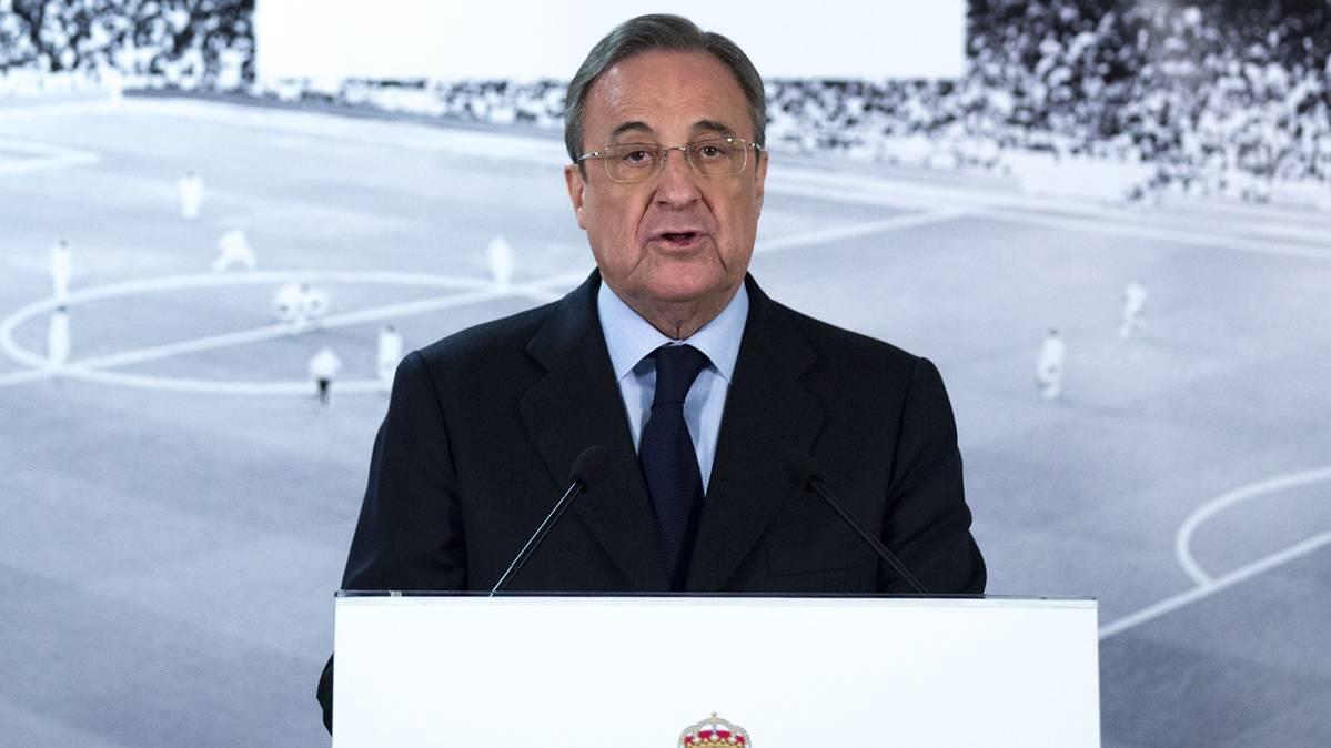 """Florentino Pérez quiere """"robarle"""" al Barça una joya"""