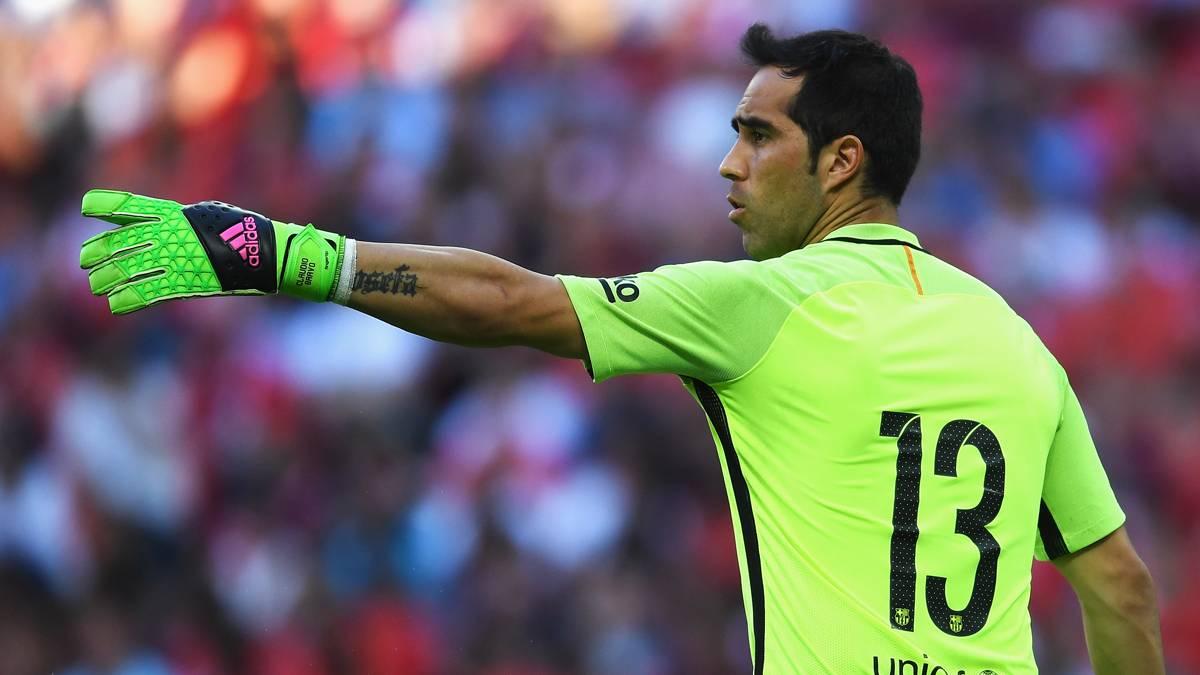 """Este sería el """"futbolista perfecto"""" según Claudio Bravo"""