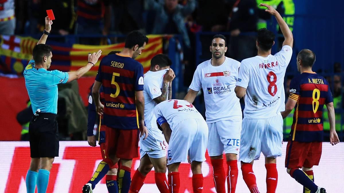 Barcelona y Sevilla estrenan cambios en el reglamento