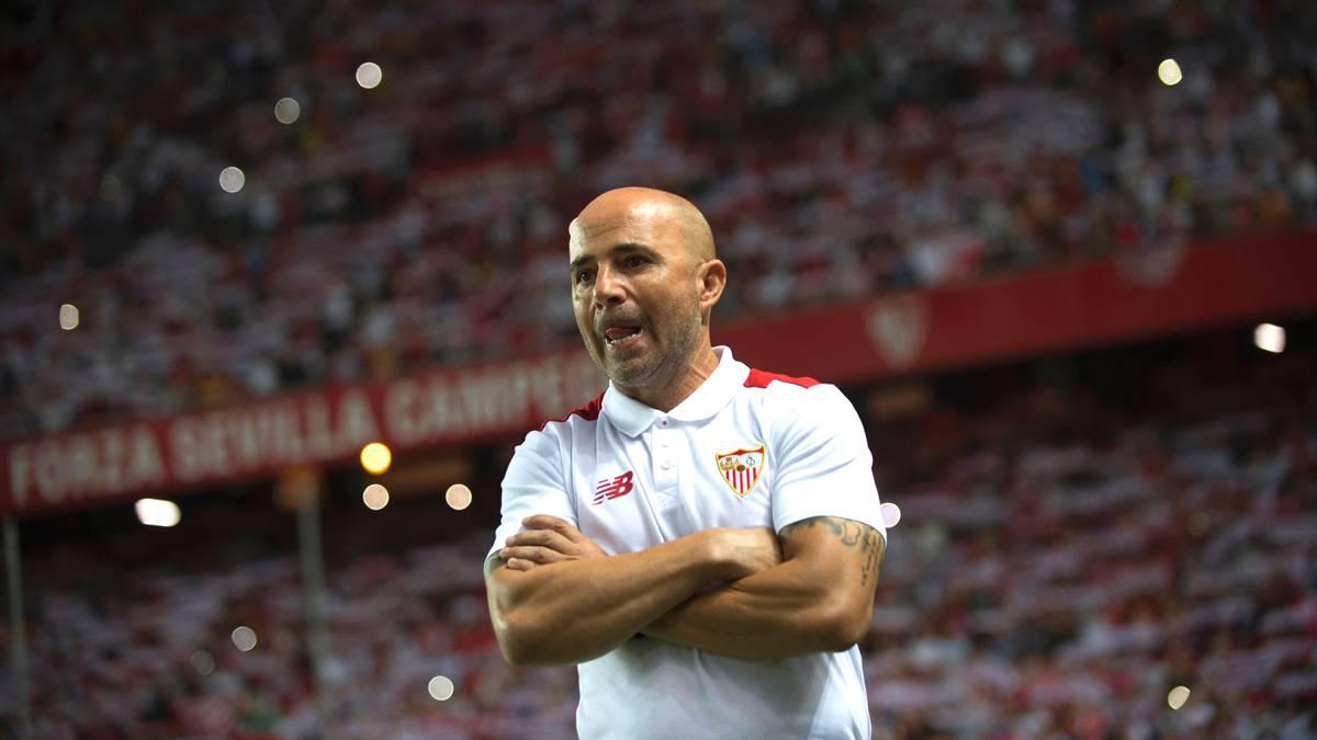 Sampaoli dio la clave de la victoria del Barça