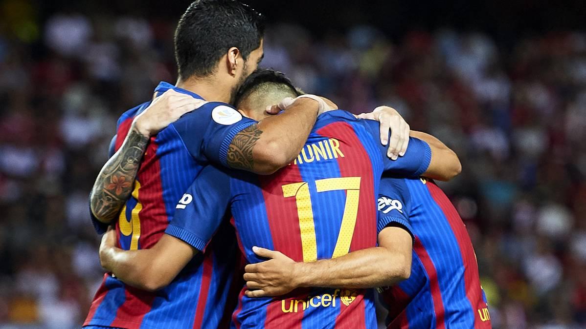 La prensa española alabó el triunfo y la pólvora del Barça