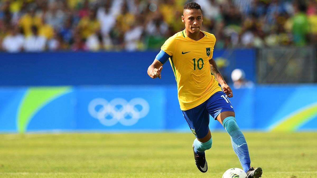 Neymar J�nior ser� el l�der de Brasil ante Bolivia y Venezuela