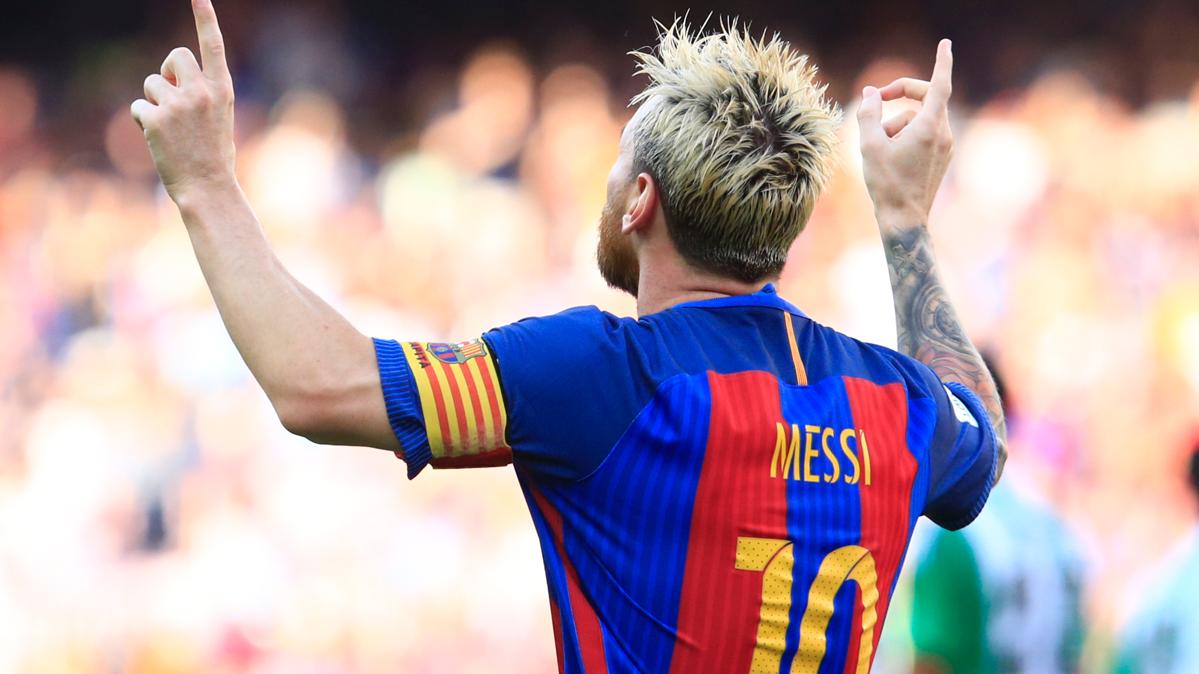 Golazos siderales de Messi para recordar qui�n es el rey