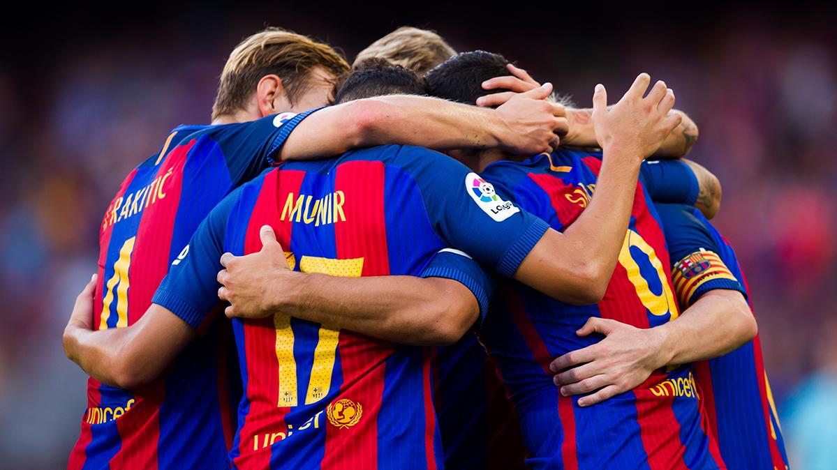 Pleno al ocho: octavo debut seguido del Barça venciendo