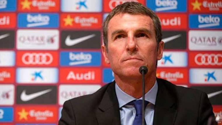 OFICIAL: El FC Barcelona anuncia que no fichará un lateral