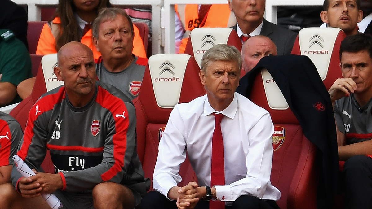 El Arsenal, a punto de cerrar un fichaje con �rbita Bar�a