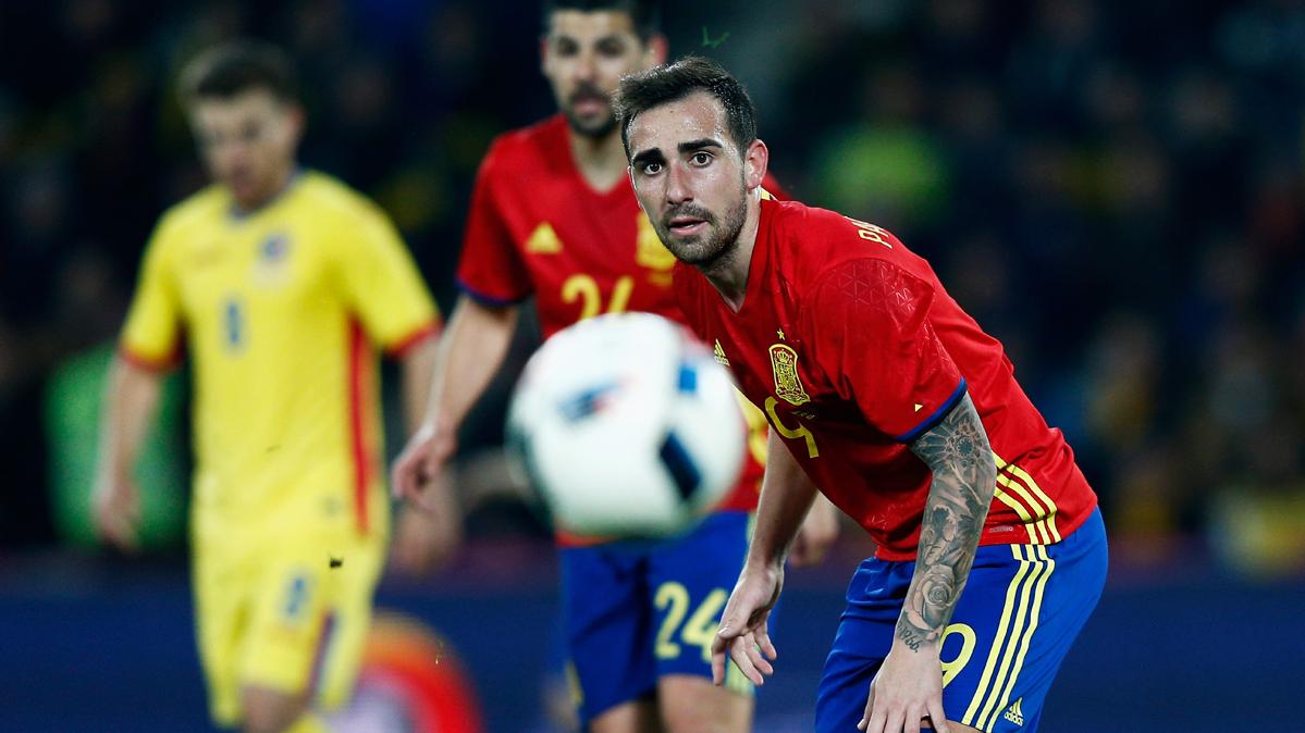 """El FC Barcelona afirma que Paco Alc�cer est� """"cerca"""""""