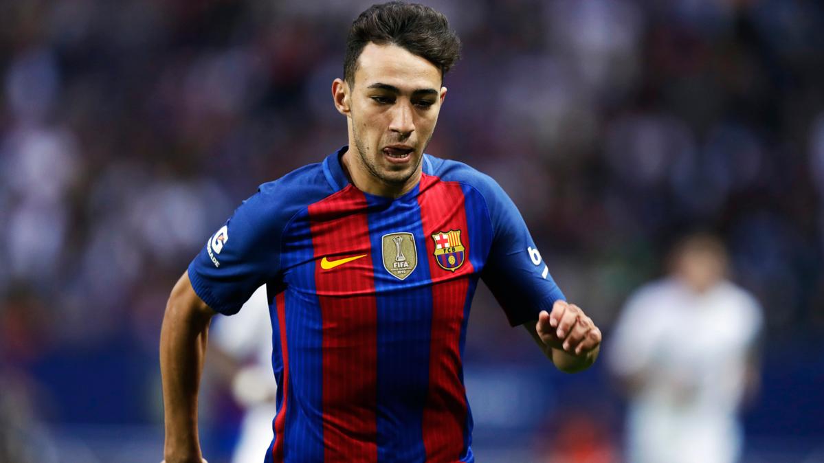Afirman que Munir irá al Celta si Alcácer llega al Barça