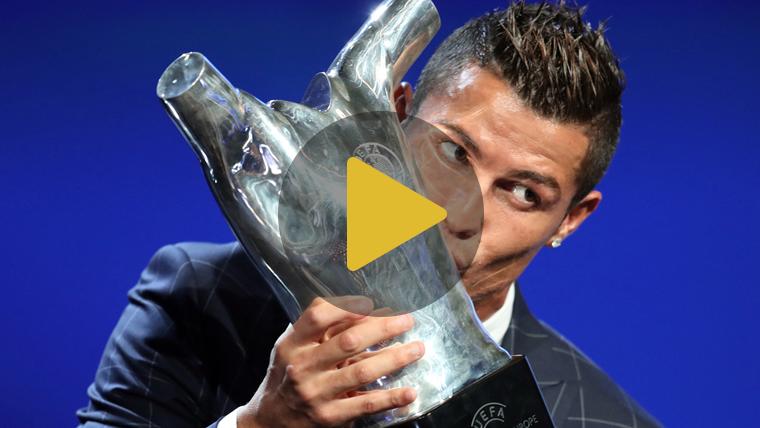 Cristiano ya sabe a qu� edad retirarse del Real Madrid