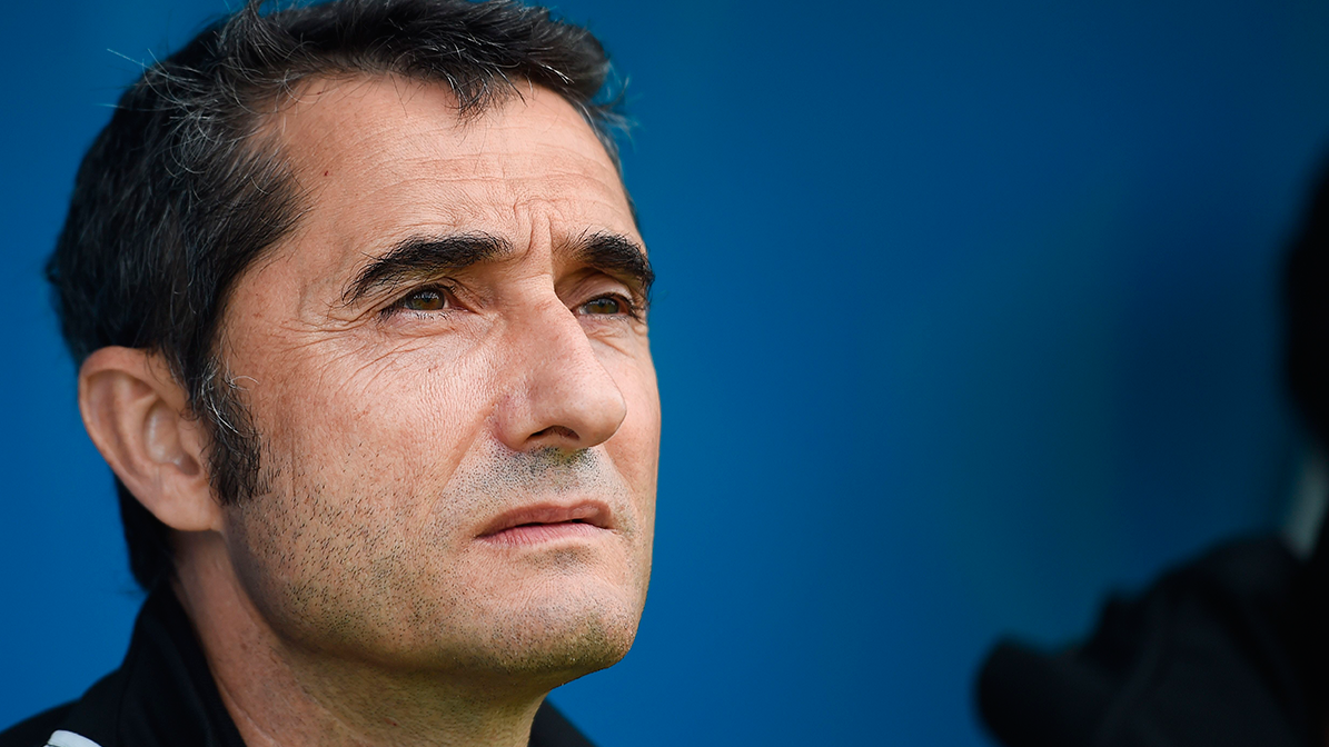 """Valverde: """"Ante el Bar�a eliges como quieres que te gane"""""""