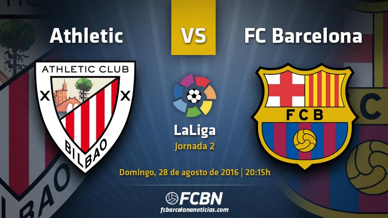La previa del partido: Athletic Club vs FC Barcelona (Liga J2)