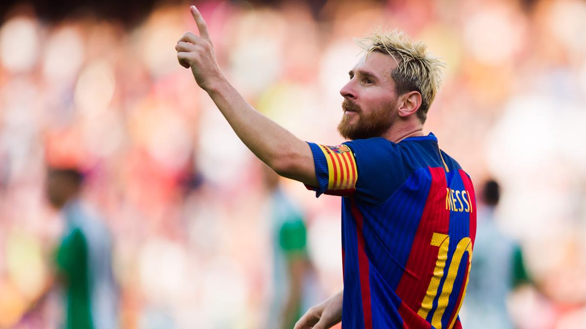 Leo Messi sigue siendo el jugador de más valor del mundo