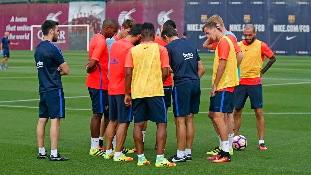 Lista de convocados del Legan�s-FC Barcelona (Liga J4)