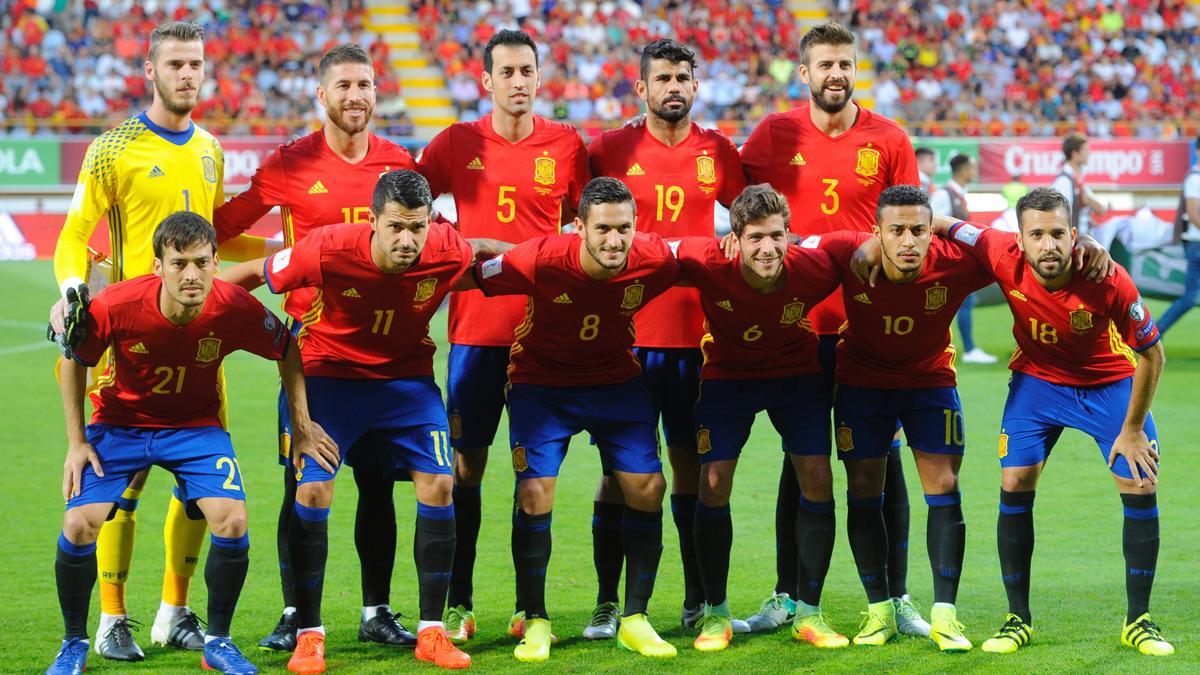 """El Bar�a """"gole�"""" al Madrid en el primer once de Lopetegui"""