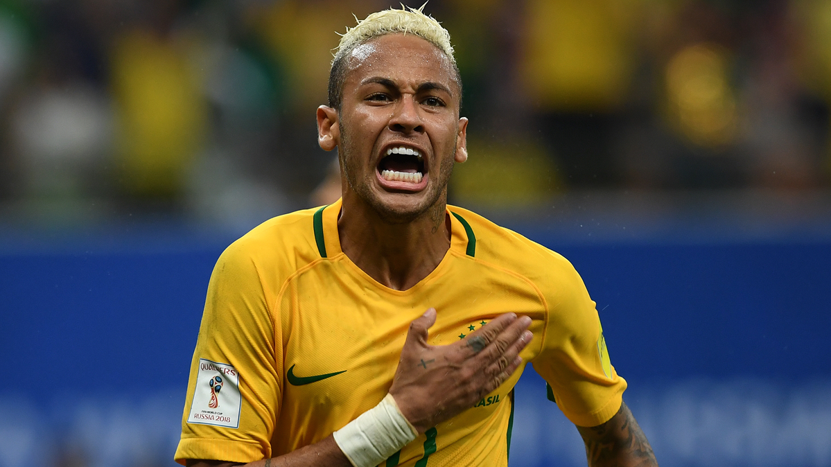 """Mazinho: """"Neymar es el mayor talento que tenemos en Brasil"""""""