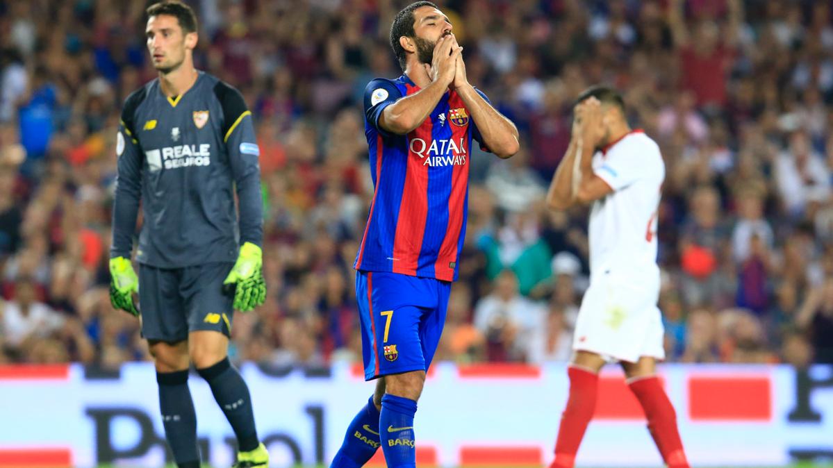 Los motivos de la resurrecci�n de Arda con el Barcelona