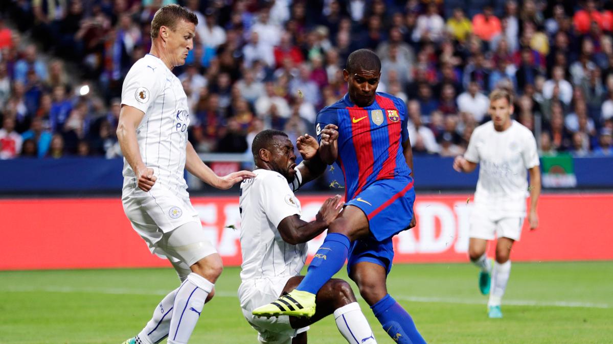 Lo que piensa hacer el Barça con Marlon Santos