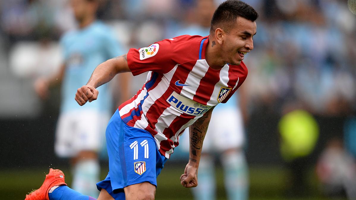 El Atl�tico de Madrid y Antoine Griezmann ya sonr�en (0-4)