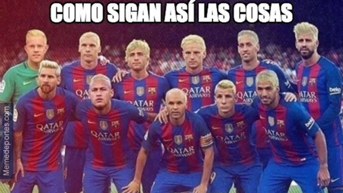 """Estos son los mejores """"memes"""" del FC Barcelona-Alavés"""