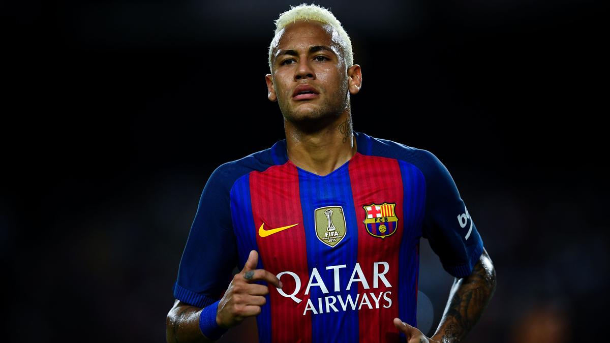 "Mestre: ""A Neymar le he visto bien, en plena forma"""