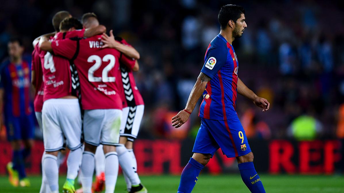 Las tres claves de la derrota del Barça ante el Alavés